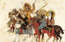Арабская миниатюра конца