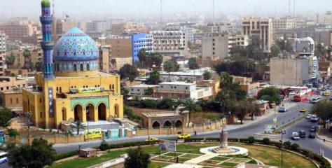 Кто основал Багдад?