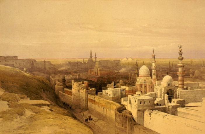 Джавхар Ас-Сицили - основатель аль-Азхара, родившийся рабом