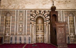 Михраб – сердце мечети. Мечеть ан-Насира Мухаммад аль-Калавун