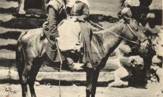 Свадебные обычаи кавказских тюрков