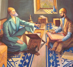 Сибавайх — признанный знаток арабской грамматики