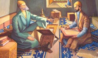 Сибавайх - признанный знаток арабской грамматики