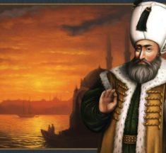 Султан Сулейман Великолепный