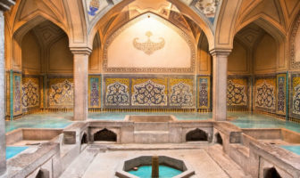 Хаммам – горячие бани мусульманского средневековья