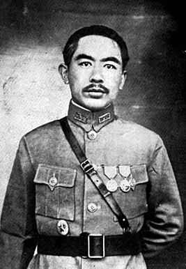 Губернатор Шэн Шицай