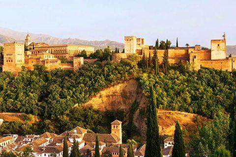 Андалусия. Испания