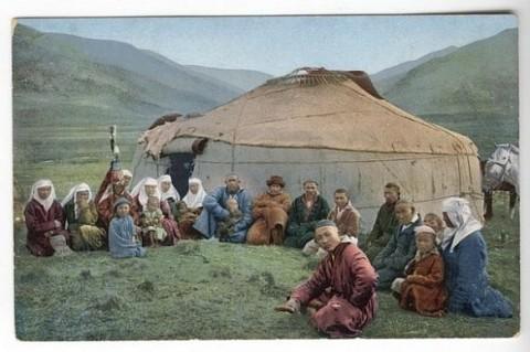 Казахи в составе республиканского Китая.