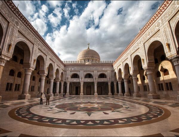 Исламская (мусульманская) архитектура