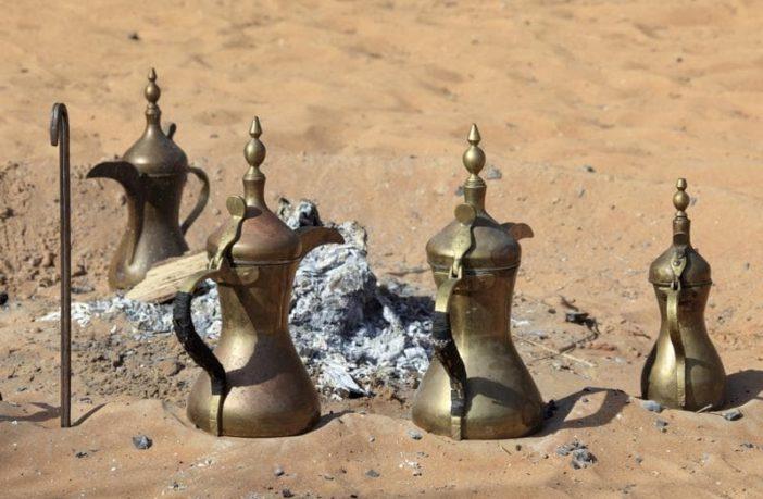 Кофе в арабских странах является своеобразным ритуалом