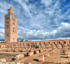 Архитектура мусульманской Испании и стран Магриба