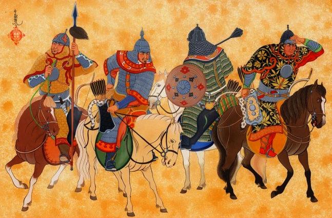 Монгольская «Троя»