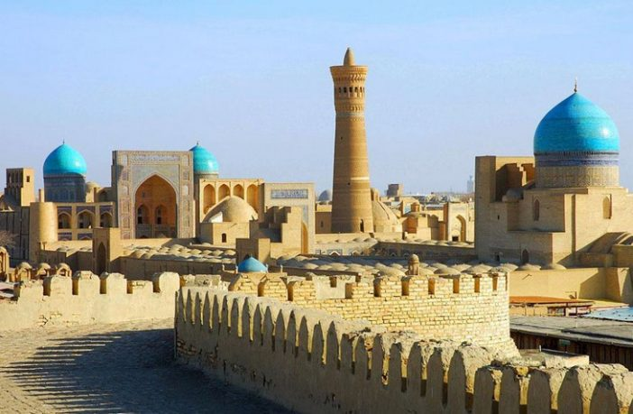 Термез и его значение в истории Средней Азии