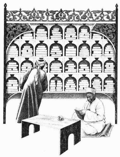 Упорядоченные книги по дисциплинам